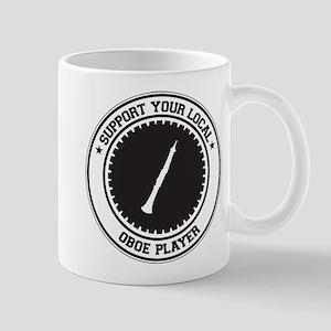 Support Oboe Player Mug