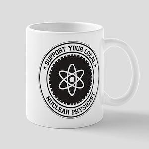 Support Nuclear Physicist Mug