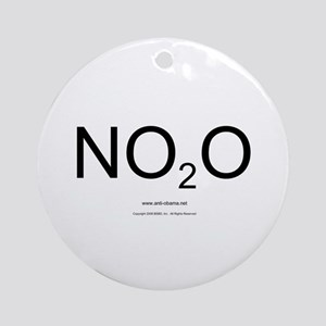 NO2O - Misc Ornament (Round)