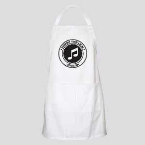 Support Musician BBQ Apron