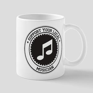 Support Musician Mug