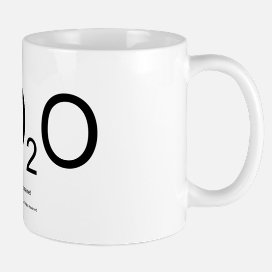 NO2O - Misc Mug