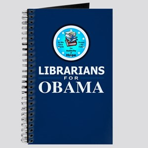 Librarians for Obama Journal
