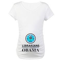 Librarians for Obama Shirt
