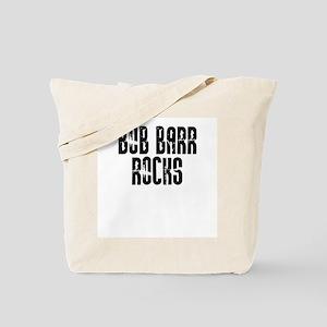 Bob Barr Rocks Tote Bag