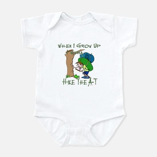 Hike A-T 2 Infant Bodysuit