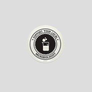 Support Microbiologist Mini Button