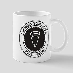 Support Meter Reader Mug