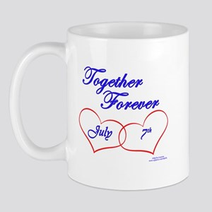 Together July 7th Mug