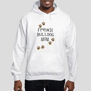French Bulldog Mom Hooded Sweatshirt