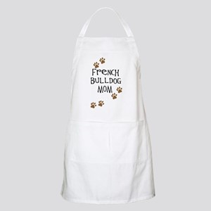 French Bulldog Mom BBQ Apron