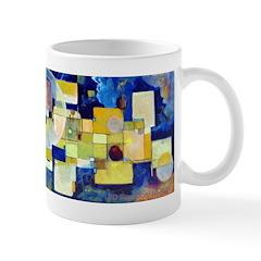 Riccoboni Abstract Mug