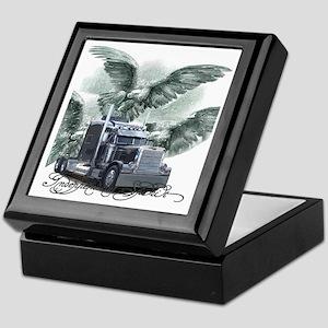 Independent Spirit Keepsake Box