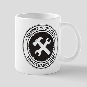 Support Maintenance Guru Mug