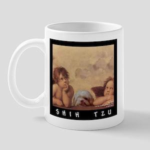 Shih Tzu Fine Art Tiger Mug