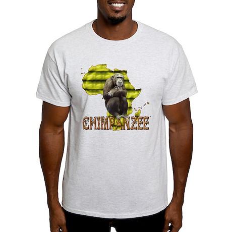 Africa Chimp Light T-Shirt