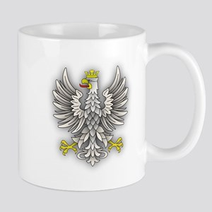 White Eagle Shadow Mug