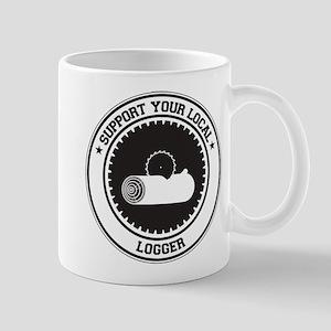 Support Logger Mug