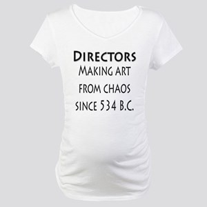 Art from Chaos Maternity T-Shirt