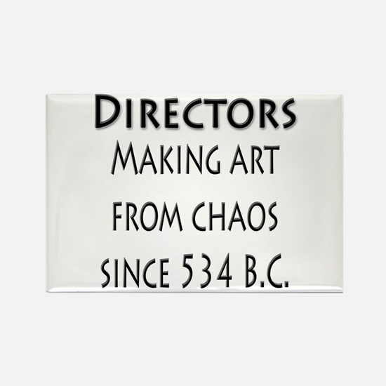 Art from Chaos Rectangle Magnet