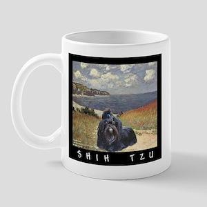 Shih Tzu Fine Art Gina Mug