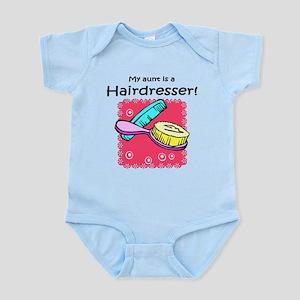 Hairdresser Aunt Infant Bodysuit