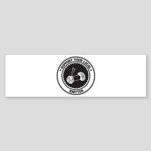 Support Knitter Bumper Sticker