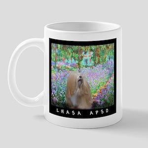 Lhasa Apso Fine Art Tygerlily Mug