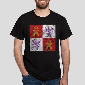 Castile and Leon Dark T-Shirt