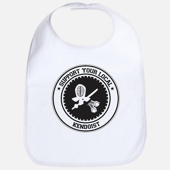 Support Kendoist Bib