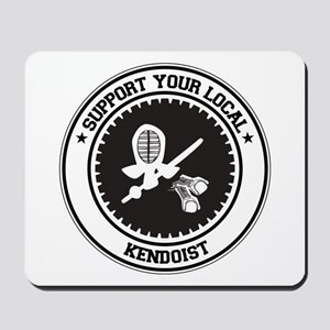 Support Kendoist Mousepad