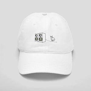 speaker bunny Cap