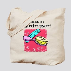 Hairdresser Daddy Tote Bag