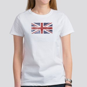 BRITISH UNION JACK (Old) Women's T-Shirt