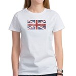 BRITISH UNION JACK (Old) Women's T-Shirt
