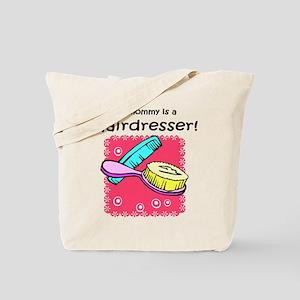Hairdresser Mommy Tote Bag