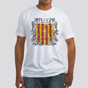 Catalonia Fitted T-Shirt