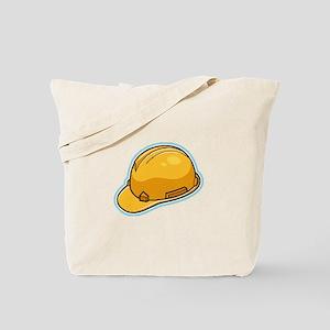 Hard Hat Tote Bag