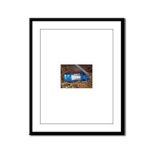 home_garden_006 Framed Panel Print