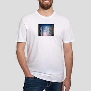home_garden_007 Fitted T-Shirt