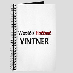 World's Hottest Vintner Journal