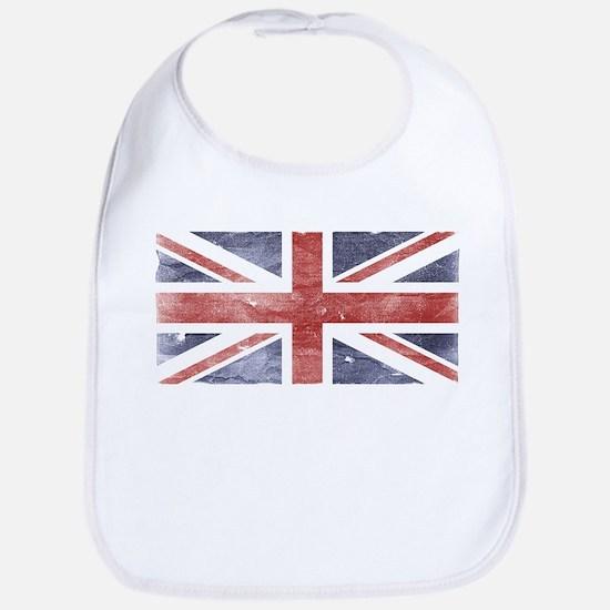 BRITISH UNION JACK (Old) Bib