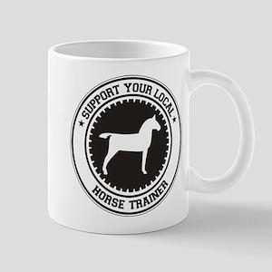 Support Horse Trainer Mug