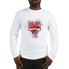 Heart Islam Long Sleeve T-Shirt