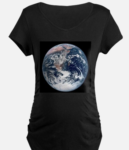 Earth From Moon T-Shirt