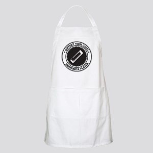 Support Harmonica Player BBQ Apron