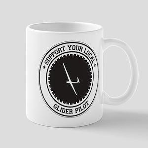 Support Glider Pilot Mug