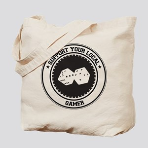Support Gamer Tote Bag