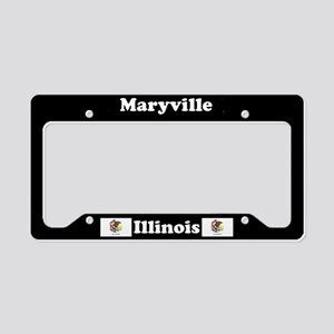 Maryville, IL License Plate Holder