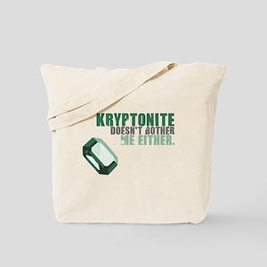 Kryptonite Tote Bag
